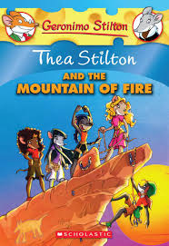 thea stilton and the mountain of fire geronimo stilton se