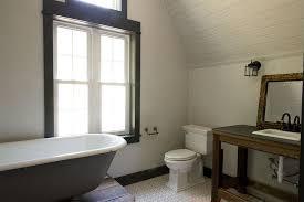 Rustic Bathroom Sconces Rustic Full Bathroom With Wall Sconce U0026 Clawfoot Bathtub Zillow