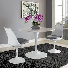 Dining Table Sizes Amazon Com Modway Lippa 40