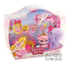 Palace Pets Pumpkin by Disney Princess Palace Pets Beauty Playset Mr Toys Toyworld