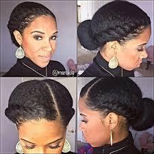 black hair buns pin by tierra brown on natural hairstyles pinterest black hair