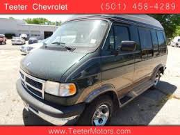 dodge ram vans for sale dodge ram for sale in malvern ar