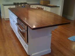 Wood Top Kitchen Island by Custom Antique Reclaimed Southern Yellow Pine Wood Island Top By