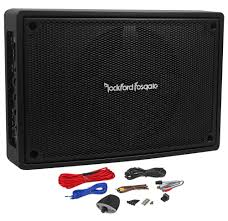 kenwood home theater powered subwoofer car powered subwoofer ebay