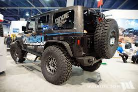 jeep kevlar 2017 sema kanati jeep jk wrangler unlimited