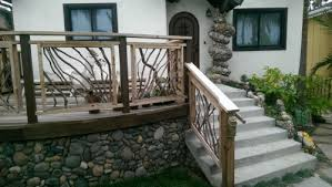 wood railing blog for mountain laurel handrail pictures and projects