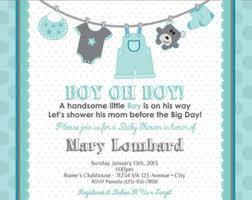 baby shower invitations for boys baby shower invitations