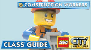 lego city undercover disguises construction workers news
