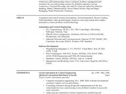 Sample Resume For Material Handler by Download Control Systems Engineer Sample Resume