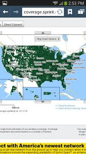 Gsm Coverage Map Usa by How Is It That At U0026t