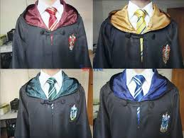 Trajes Harry Potter Robe Gryffindor Harry Potter Robe Manto