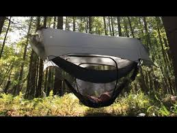 nub stratos a lightweight hammock shelter youtube