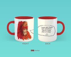 Mug Designer Designer Rumi Quote Mugs With Rumi Poetry Literary Gift