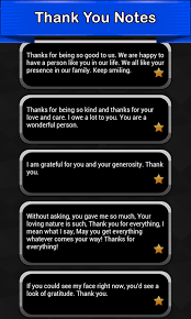 thank you messages notes android apps on play