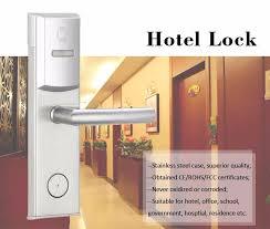 comment ouvrir une serrure de porte de chambre sans contact chambre d hôtel système de carte d accès comment ouvrir