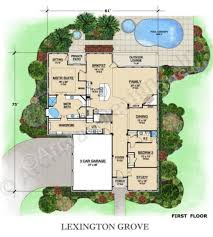 lexington grove texas floor plan luxury floor plan
