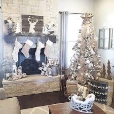 Organic Christmas Trees Farmhouse Christmas Decor Ideas Involvery Community Blog