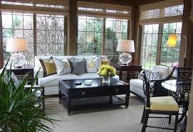 choosing sunroom furniture to match your design style sunroom