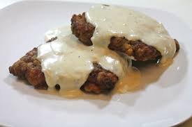 country chicken fried steak with white gravy i heart recipes