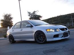 silver mitsubishi lancer black rims apex silver best wheels thread page 9 evolutionm mitsubishi
