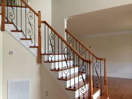 wrought iron stair railings designs u2014 john robinson house decor