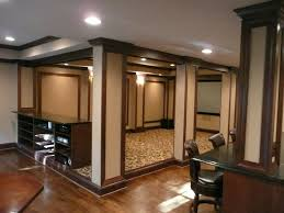 home theater door basement home theater and bar lefko design build