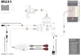 ir221 installation beauteous usb wire diagram carlplant