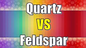 tartan twinning feldspar vs quartz difference between feldspar and quartz youtube