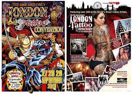 london international tattoo convention gagdaily news
