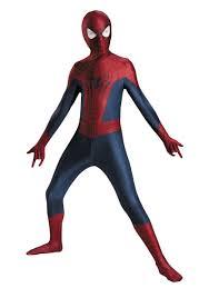 tween spider man 2 authentic body suit halloween costumes