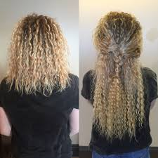 different types of hair extensions there is a spectrum of hair extensions here are a few