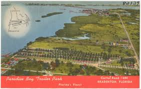 Bradenton Florida Map by Paradise Bay Trailer Park Florida U0027s Finest Cortez Road 684
