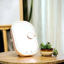 professional makeup lighting portable professional makeup mirror with lights portable led touch screen