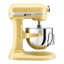 Kitchenaid 5 Quart Mixer by Kitchenaid Professional Hd Stand Mixer Majestic Yellow Walmart Com