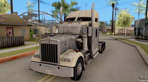 kenworth w900 model truck w900 for gta san andreas