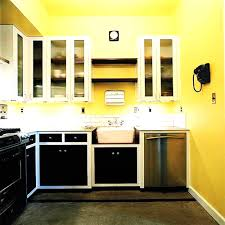 bright yellow kitchen cabinets google search house ideas beautiful