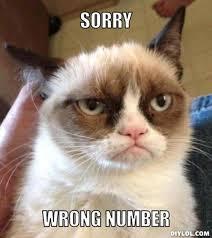 Wrong Number Meme - top 24 wrong number meme 10 so peachy