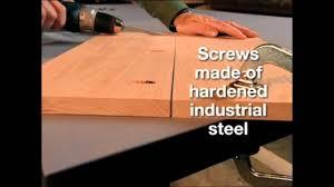 kreg jig wood joining tool youtube