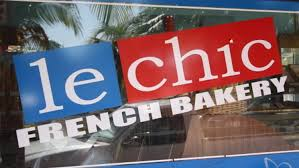 le chic french bakery south beach bakery restaurants