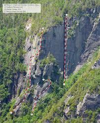 Sun Tan City Green Hills Adirondack Rock New Routes