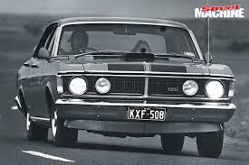 Australian Muscle Cars - farewell falcon u2013 top 21 xr to xy street machine