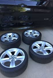 2007 bmw 335i tires set bmw e90 e92 328i 335i staggered 18 034 wheels rims tires style