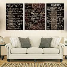 English Home Decoration Online Buy Wholesale English Alphabet Poster From China English