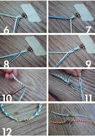anchor braid bracelet images Nautical diy fishtail braided anchor bracelet styleoholic jpg
