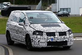 vw minivan 2015 new gen vw touran minivan spied ahead of 2015 launch