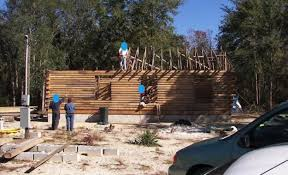 how to build a cabin house how to build a log cabin by hand homesteading