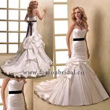 wedding dress trim wedding gown black fashion dresses