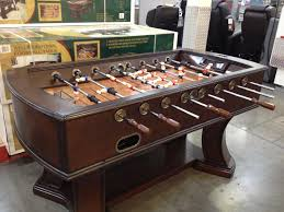 Foosball Table For Sale Foosball Table With Electronic Scoring 450 At Costco Our