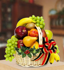 fruit basket a healthy gift the entire family can