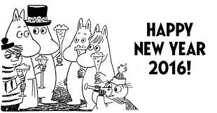 happy new year 2016 moomin com moomin com